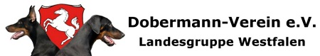 Dobermannverein Landesgruppe Westfalen